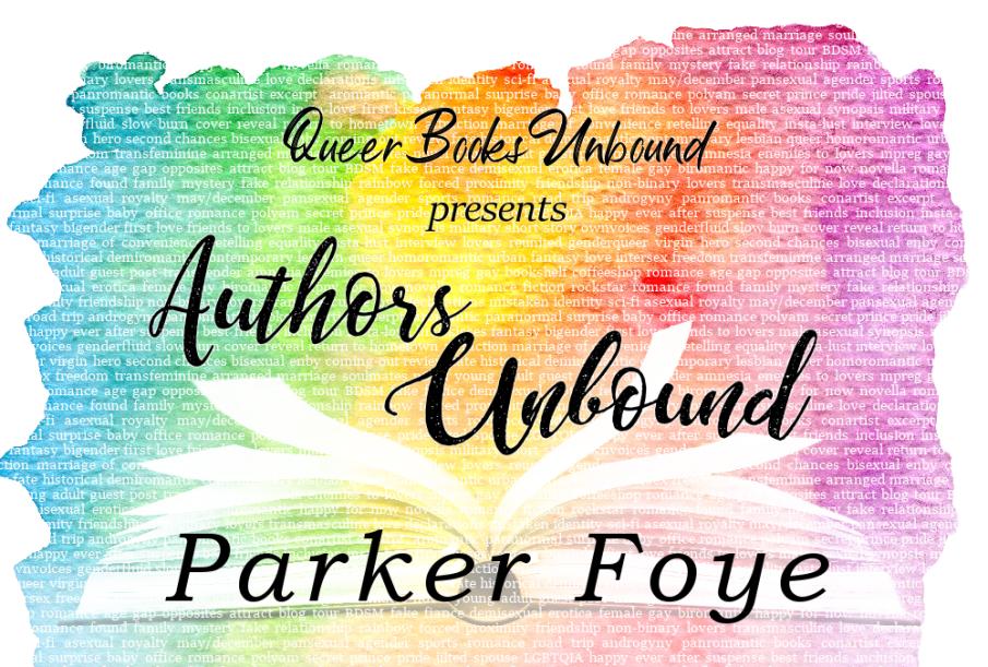 Authors Unbound_Parker Foye
