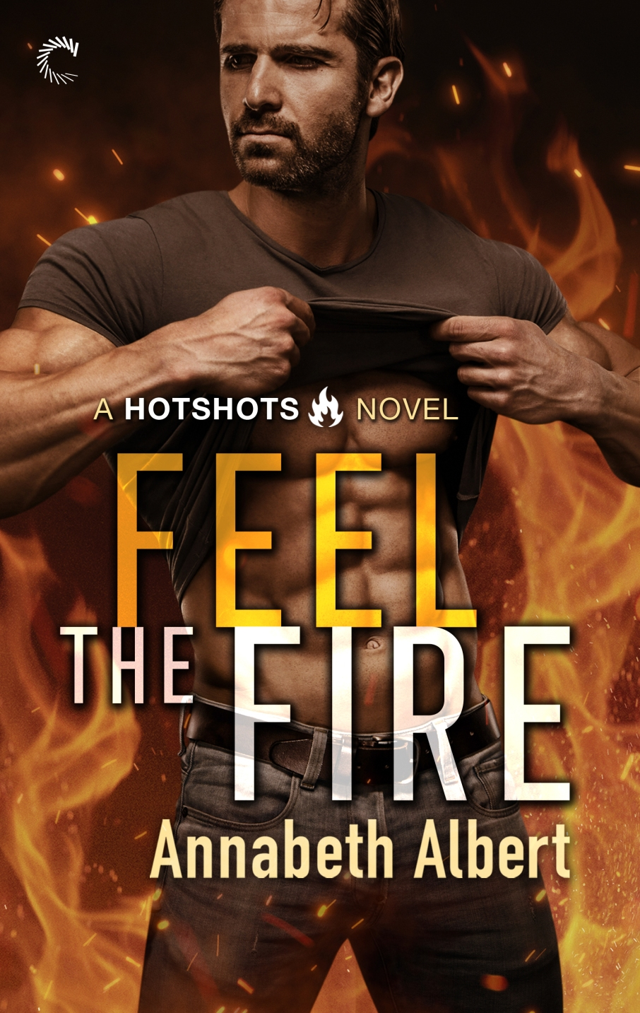 Embargoed FEEL THE FIRE cover