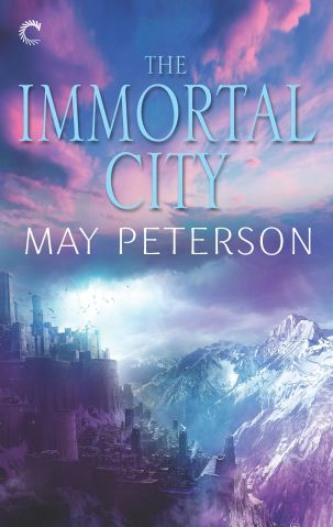 The Immortal City cover